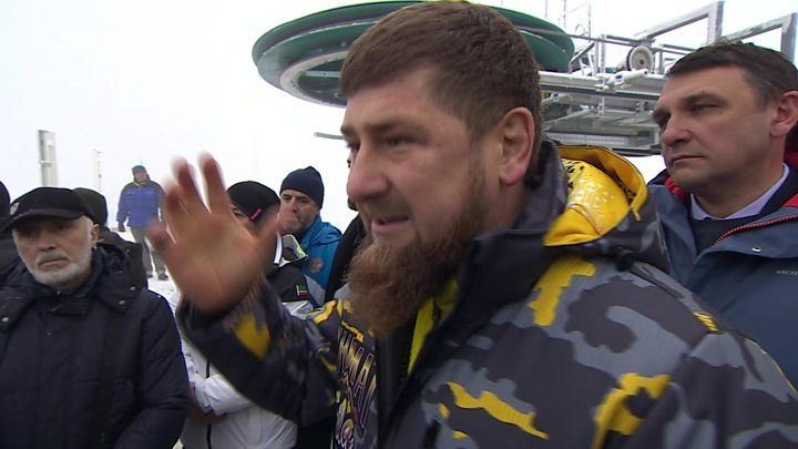 Chechnya chief labels human rights activists overseas brokers