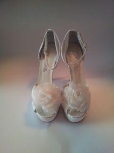 Model: Valery - Collezione di Scarpe da Sposa di Gloria Saccucci
