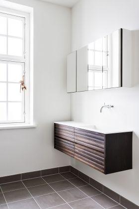 Frederiksberg Snedkeri – K1 badeværelse - bathroom