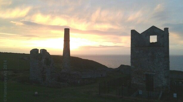 Tankardstown Copper Mine in Bunmahon, Co Waterford The Copper Coast of Waterford in the south east of Ireland is breathtakingly beautiful and steeped in history.