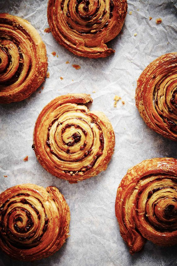 The Bread Factory (cinnamon swirls) | Photographer: Mowie Kay