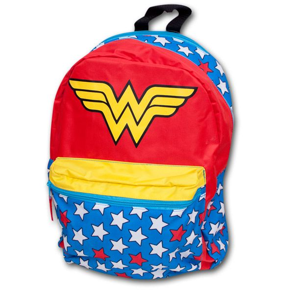 Wonder Woman Backpack W Cape Could Someone This For Me Please And Thank You Pinterest Backpacks