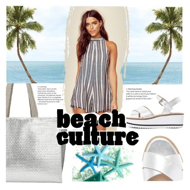 """""""Untitled #216"""" by airarizti on Polyvore featuring John Lewis, Beach Riot and Dune"""
