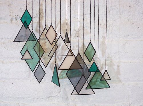 Stained Glass and Mirrors