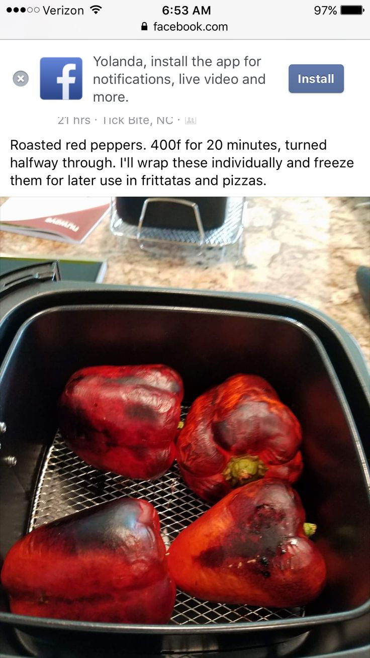 Pin by Yolanda Campbell on Air fryer recipes Air fryer