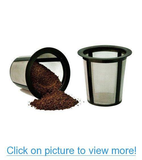 Filter baskets for my k cup 2 pack more pack keurig keurig reusable k