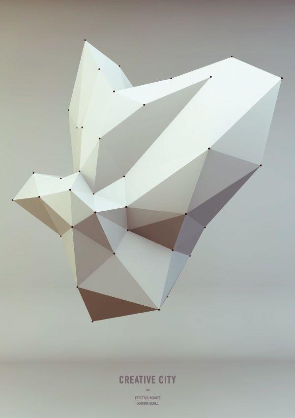 20 besten polygon bilder auf pinterest grafiken