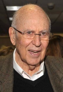http://www.imdb.com  Carl Reiner  Watch out if you get him and Mel Brooks together, anything can happen