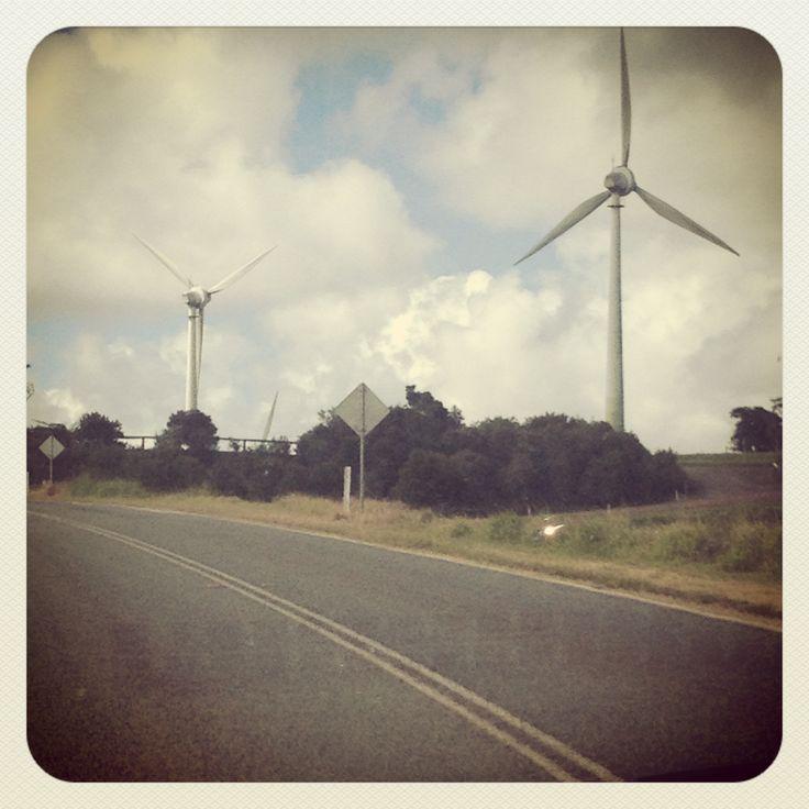 Ravenshoe North Qld Power Windmills