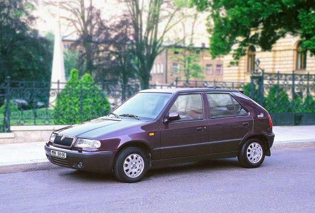 1998 Skoda Felicia