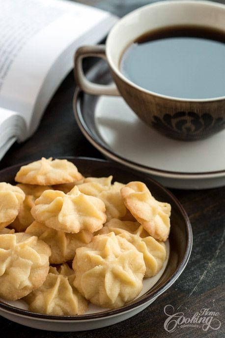 Butter Cookies (Pastisetas)-1