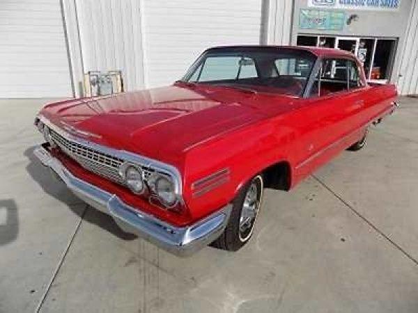 """63"""" Impala"""