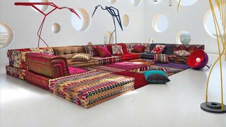 Sala estilo rabe casa pinterest for Sala de estar estilo arabe
