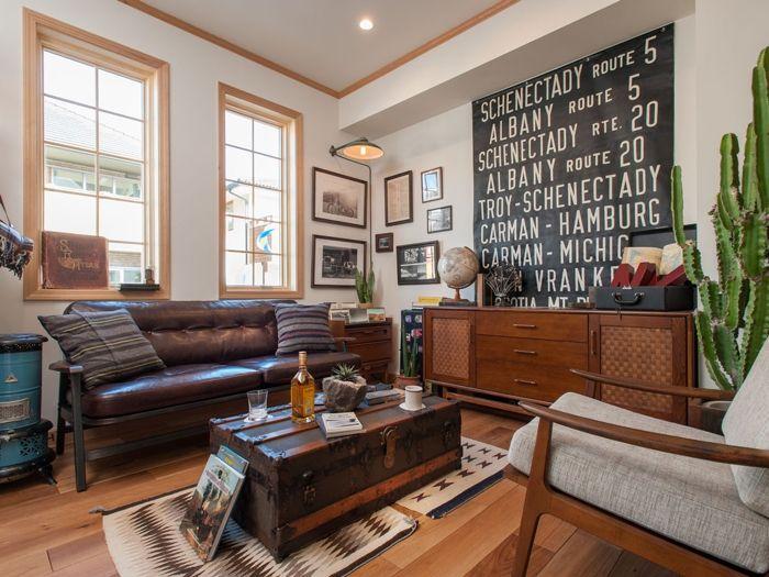 味わい深いコーヒーのような家具、アメリカンヴィンテージでこだわり抜く!| iemo[イエモ]