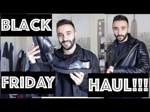 BLACK FRIDAY 2015  MENS FASHION HAUL! | Clothes, Shoes, Haircare | - http://elegantshoegirl.com/black-friday-2015-mens-fashion-haul-clothes-shoes-haircare/