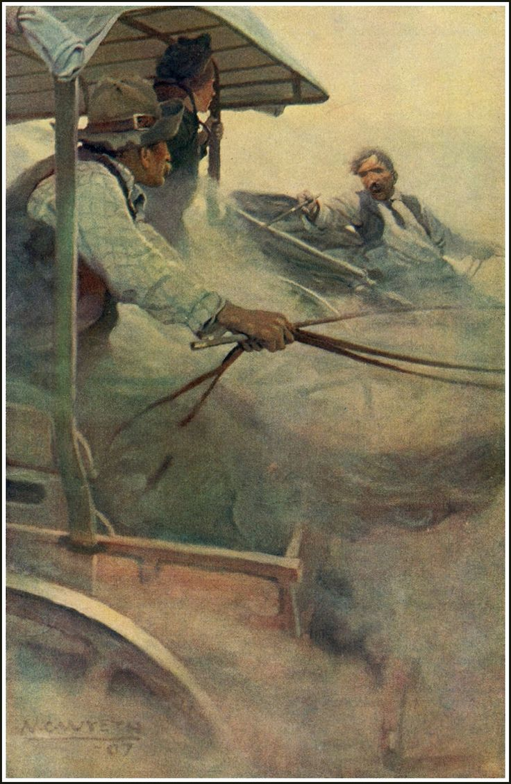 Golden Age Comic Book Stories - N.C. Wyeth