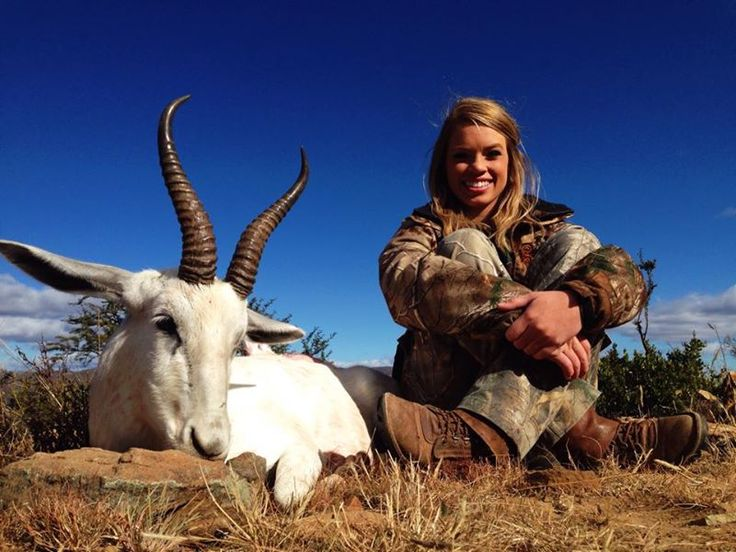 Texas cheerleader kills endangered African animals and brags about it on Facebook.