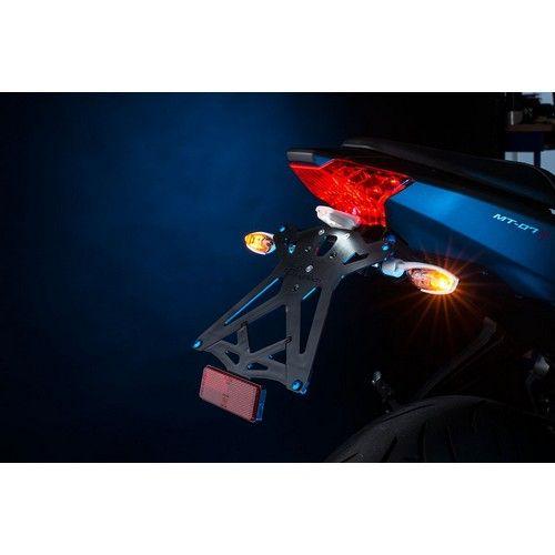 #Lightech tarka115 porta targa regolabile  ad Euro 70.99 in #Lightech #Moto moto portatarga