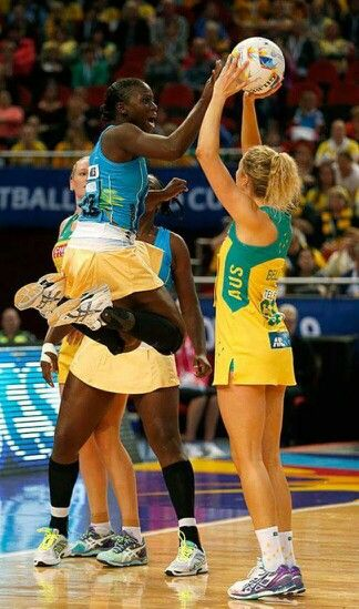 Netball World Cup 2015 Day Two Australian Diamonds v Barbados