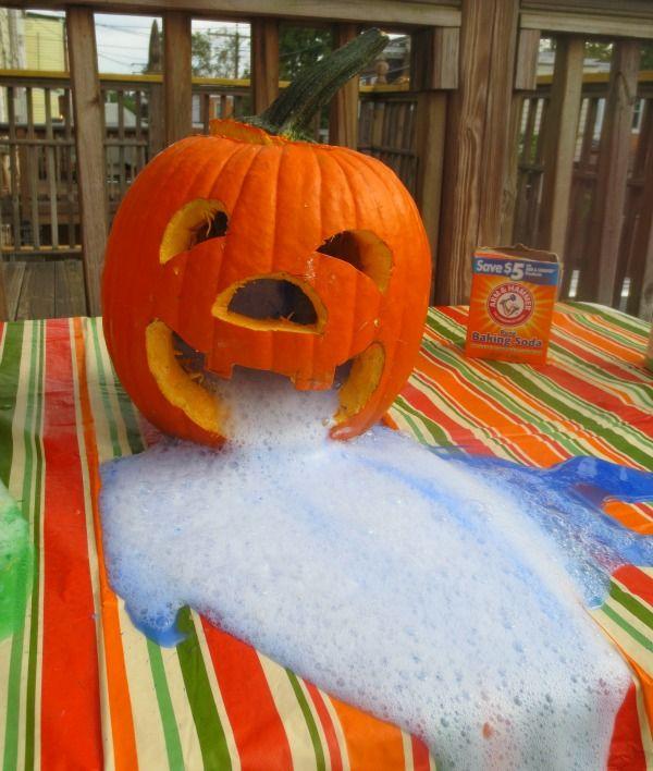 JUST FOR TWEENS - Erupting Pumpkins!