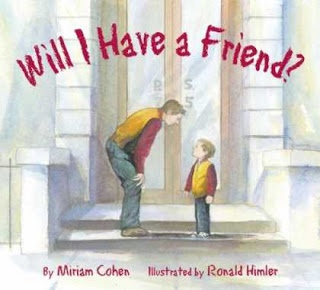 Book of the Day Activities: The First Day of School