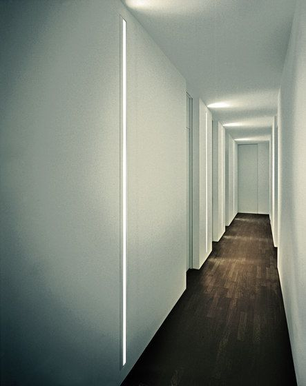 General lighting | Recessed wall lights | Slot | FontanaArte. Check it out on Architonic