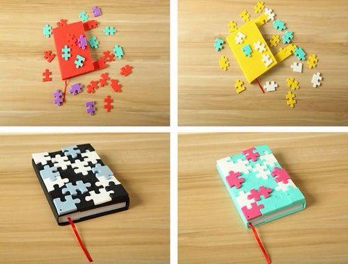 Puzzle notebooks