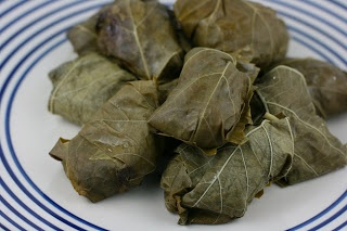 2008 Flashback (12/9): CrockPot Dolmas Recipe