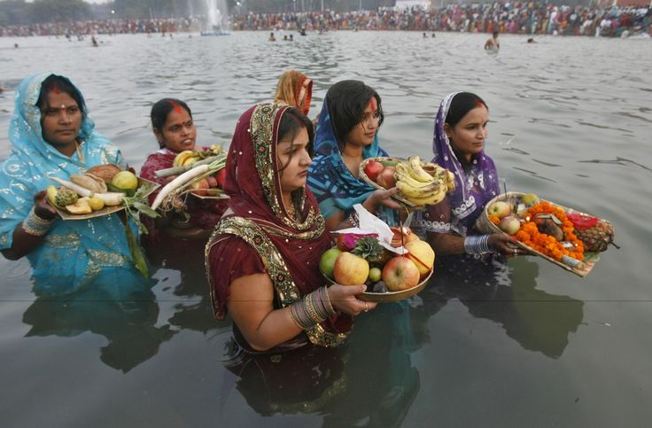 How Chhath Pooja is Celebrated?