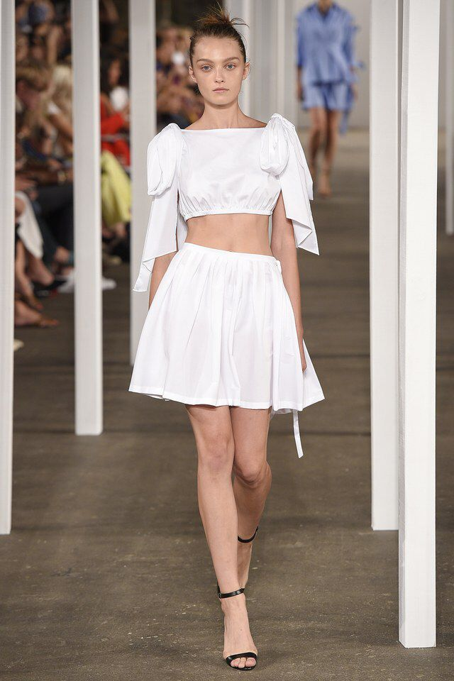 Milly - Spring 2017 Ready-to-Wear