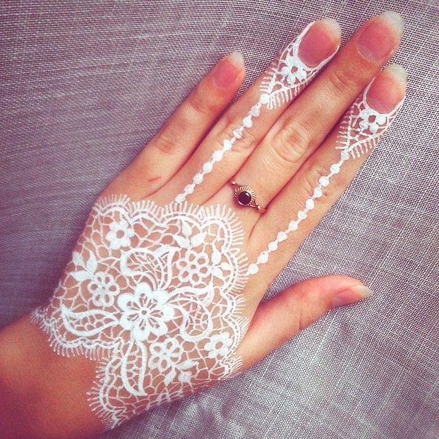 white henna lace ile ilgili görsel sonucu