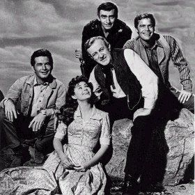 "the virginian tv series | The Virginian was one of the leading ""adult Westerns,"""