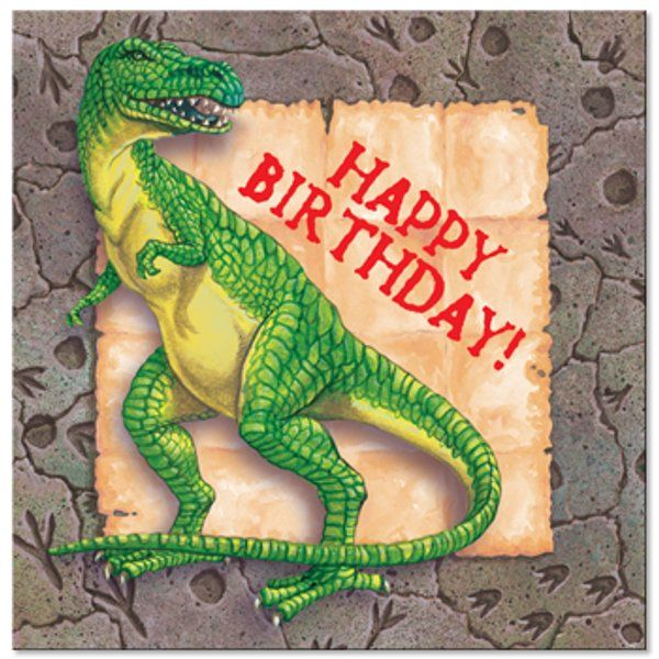 19 Best Dinosaur Birthday Images On Pinterest Birthdays