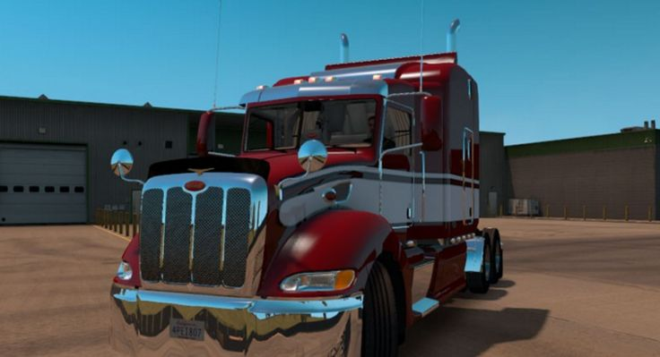 17 Best Images About American Truck Simulator On Pinterest