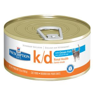 Hill's® Prescription Diet k/d Renal Health Cat Food   Canned Food   PetSmart  $1.89
