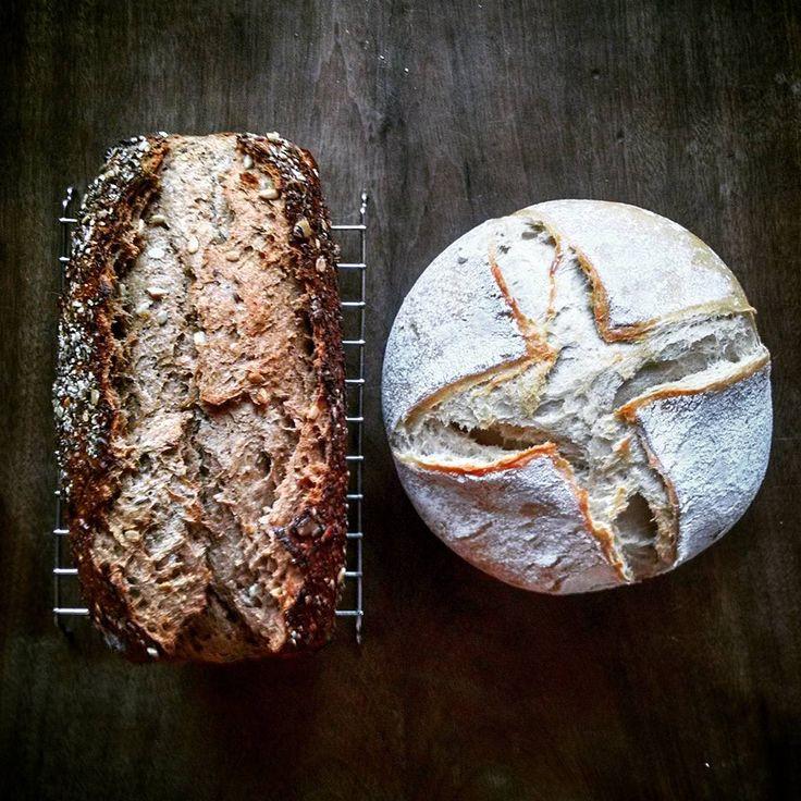 Fermentação natural, este era o processo para a produção de pães até o fim do século XIX quando chegaram os fermentos prontos do austríaco Fleischmann