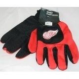 Detroit Red Wings High End Insulated Gloves