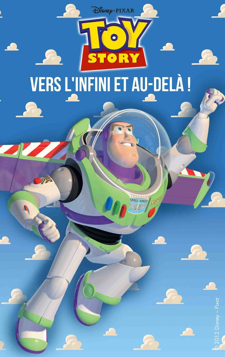 Buzz L'éclair (Toy Story) - © Disney #BUZZ
