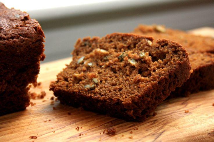 Spicy pumpkin bread with molasses recipe - Crosby's Molasses