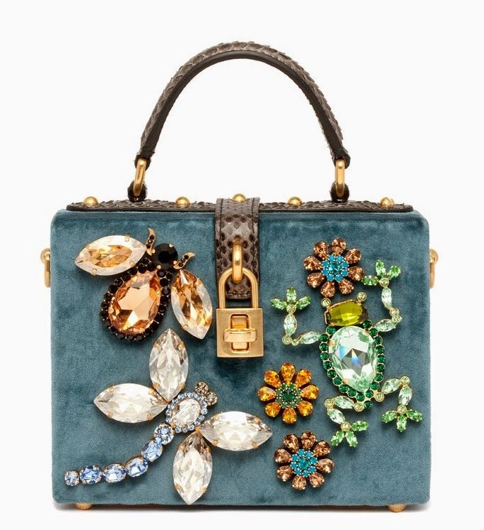 DIY: bag inspired by Dolce and Gabbana