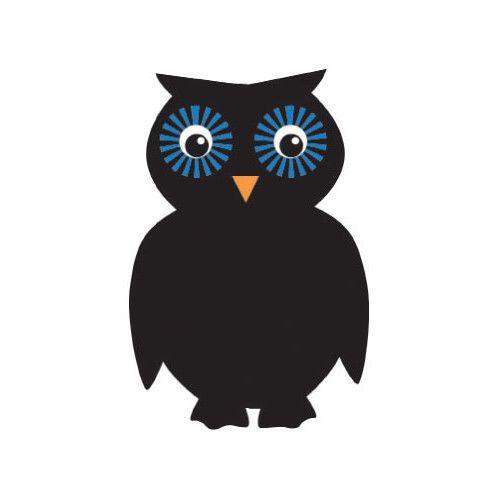 Owl Chalkboard Pinned by www.myowlbarn.com