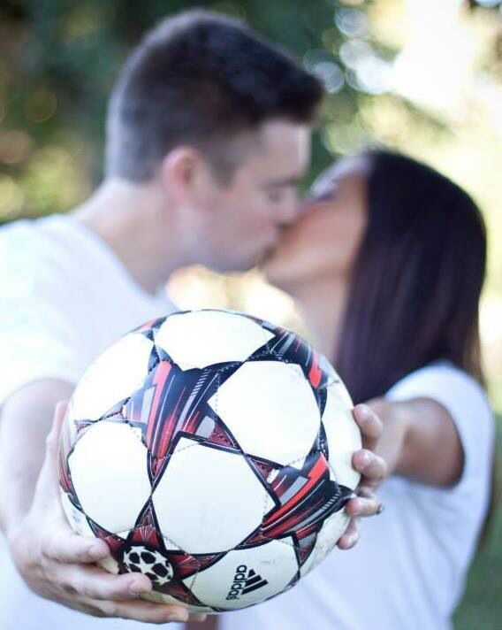 More soccer engagement photos :) Picture Bliss Photography