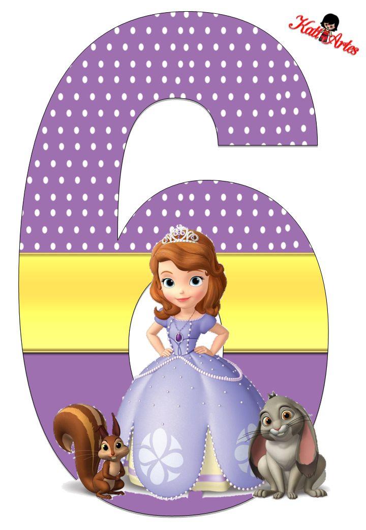 Alfabeto De Princesa Sof 237 A Con Fondo De Puntos Blancos