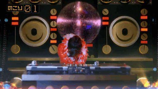 Suzuki Kanon gif from the Utakata Saturday Night PV #MorningMusume #モーニング娘 #SuzukiKanon #Zukki #鈴木香音 #ズッキ