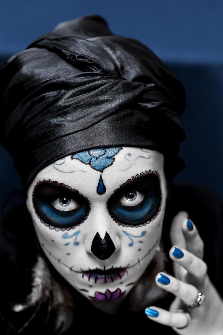 La Bella Muerte by Anastasia Leonova / 500px