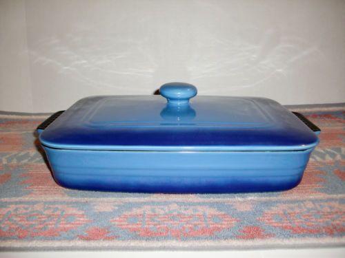 Parini Cookware Stoneware Teflon Coated Non Stick 13x9