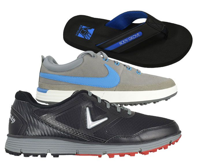 best price on golf shoes