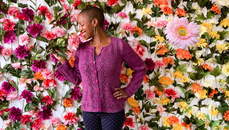 ADORABLE by the always amazing Fiona Ellis - Twist Collective Spring 2016