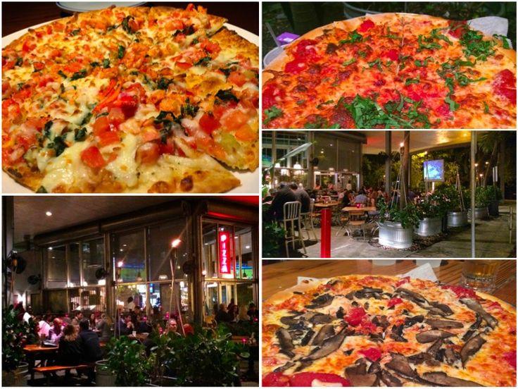 8 dicas de restaurantes em Miami, The Cheesecake Factory, Shorty's, Red Lobster, Sushi Siam, Miller's Ale House, Bubba Gump Shrimp, Harry's, Andiamo Pizza
