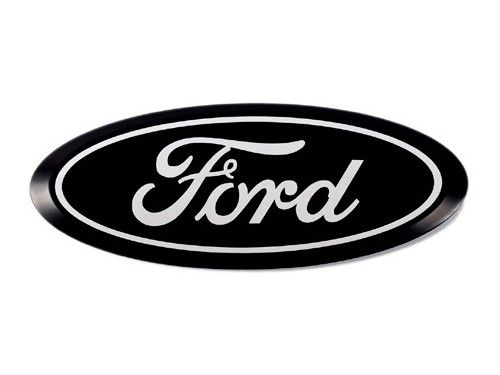 2009-2014 F150 Putco Black Front & Rear Ford Emblem Kit (With Camera) 92200